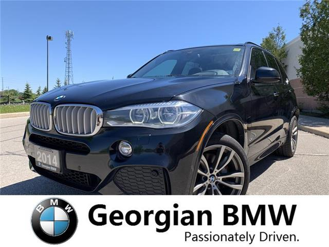 2014 BMW X5 50i (Stk: B19081-1) in Barrie - Image 1 of 13