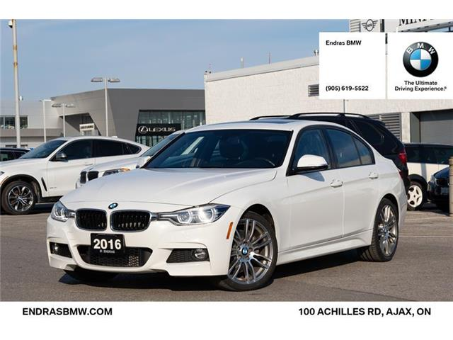 2016 BMW 328i xDrive (Stk: P5879) in Ajax - Image 1 of 19