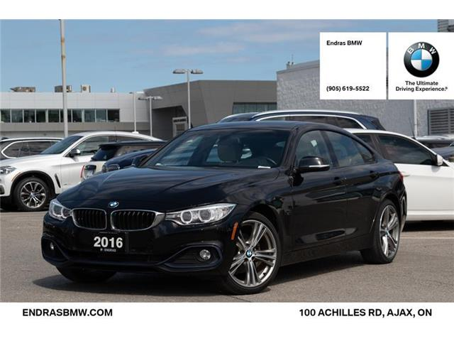2016 BMW 428i xDrive Gran Coupe (Stk: P5882) in Ajax - Image 1 of 22