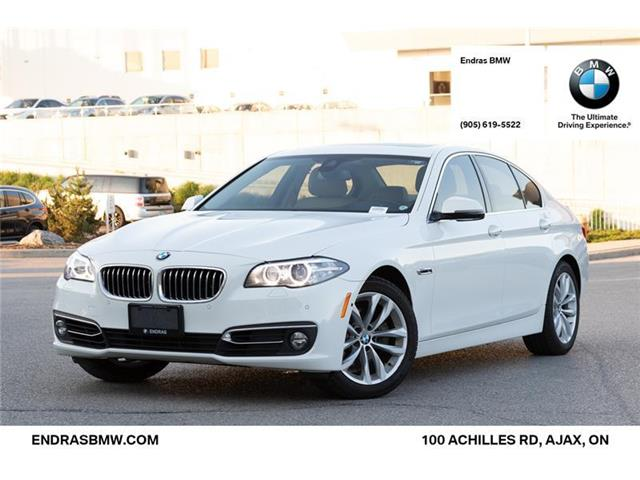 2016 BMW 528i xDrive (Stk: P5894) in Ajax - Image 1 of 22