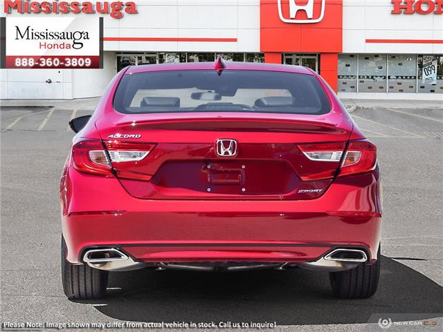 2019 Honda Accord Sport 1.5T (Stk: 326539) in Mississauga - Image 5 of 23