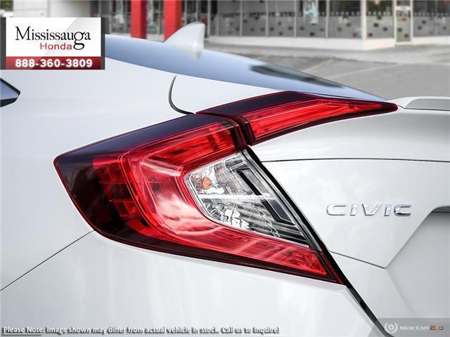 2019 Honda Civic Touring (Stk: 326537) in Mississauga - Image 11 of 23