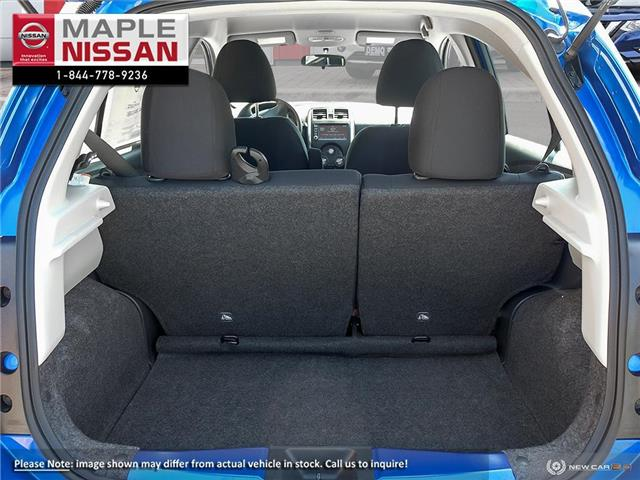 2019 Nissan Micra SV (Stk: M19I012) in Maple - Image 7 of 23