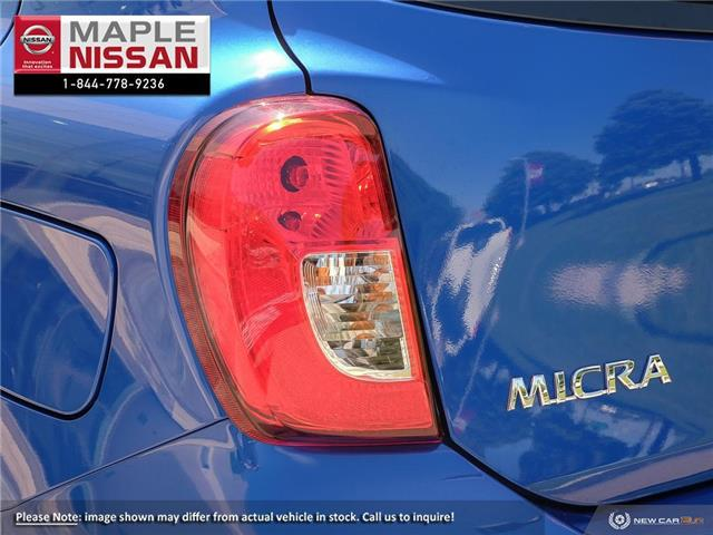 2019 Nissan Micra SV (Stk: M19I012) in Maple - Image 11 of 23