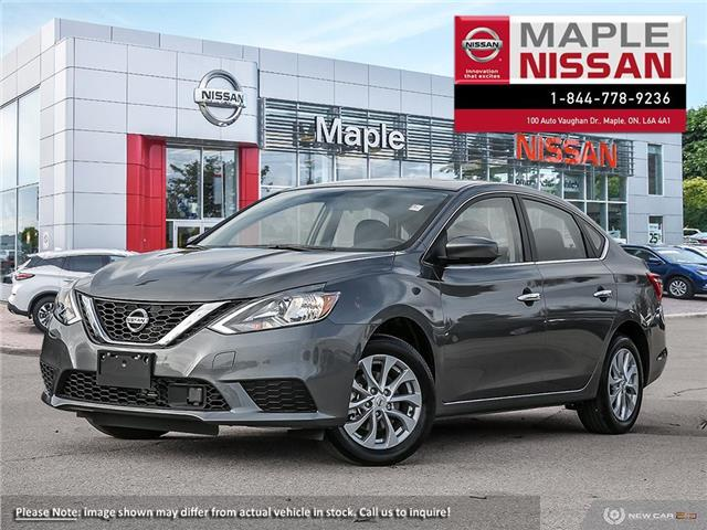 2019 Nissan Sentra 1.8 SV (Stk: M191026) in Maple - Image 1 of 23