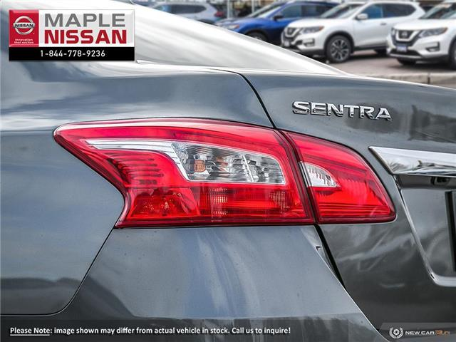 2019 Nissan Sentra 1.8 SV (Stk: M191026) in Maple - Image 11 of 23