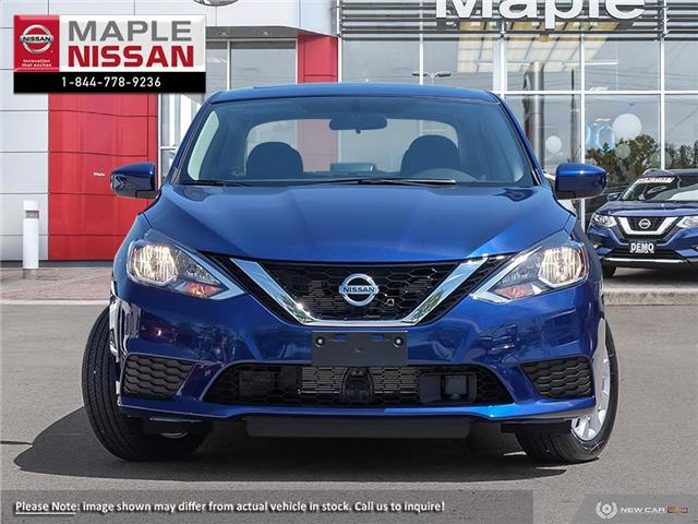 2019 Nissan Sentra 1.8 SV (Stk: M191021) in Maple - Image 2 of 23