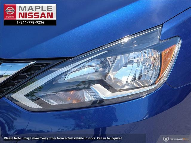 2019 Nissan Sentra 1.8 SV (Stk: M191021) in Maple - Image 10 of 23