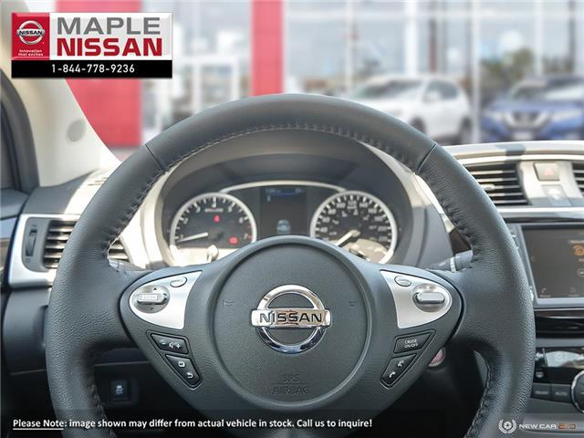 2019 Nissan Sentra 1.8 SV (Stk: M191021) in Maple - Image 13 of 23