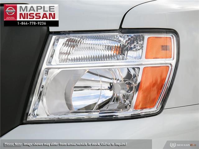 2019 Nissan NV Cargo NV2500 HD S V6 (Stk: M19NV108) in Maple - Image 9 of 22