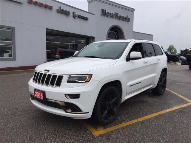 2016 Jeep Grand Cherokee Overland (Stk: 24175T) in Newmarket - Image 1 of 21