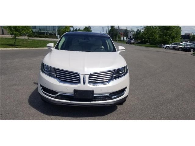 2016 Lincoln MKX Reserve (Stk: P8680) in Unionville - Image 2 of 21