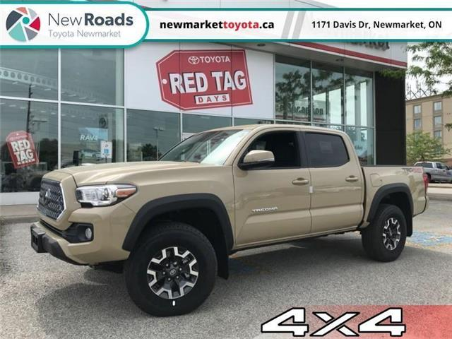 2019 Toyota Tacoma TRD Off Road (Stk: 34331) in Newmarket - Image 1 of 19