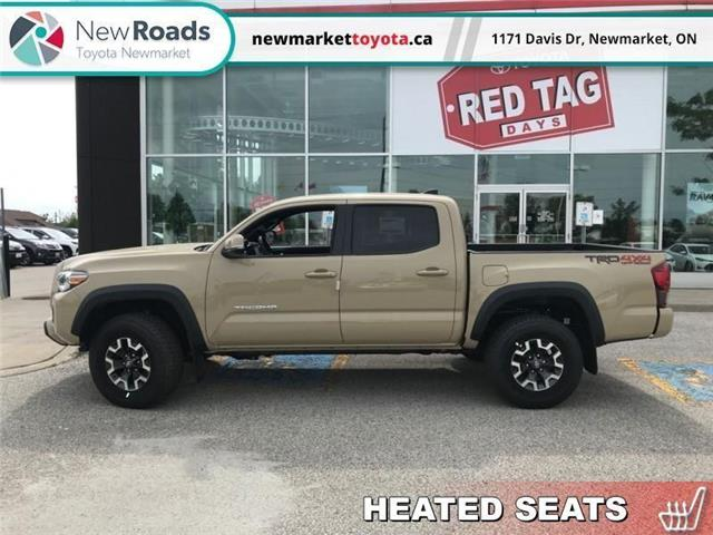 2019 Toyota Tacoma TRD Off Road (Stk: 34331) in Newmarket - Image 2 of 19