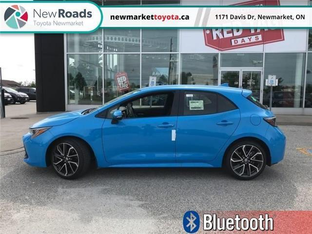 2019 Toyota Corolla Hatchback Base (Stk: 34356) in Newmarket - Image 2 of 17