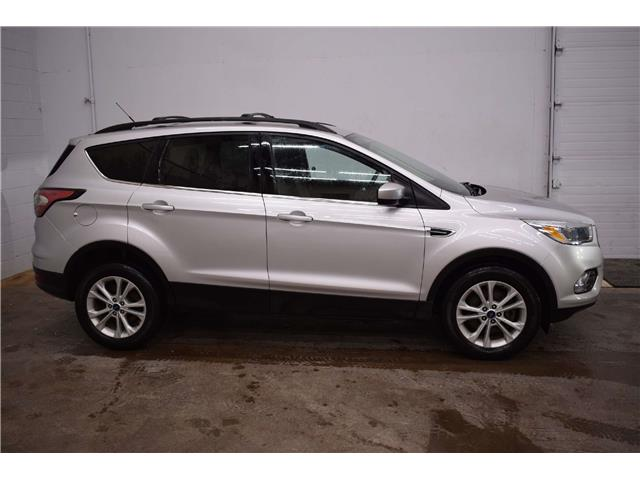 2017 Ford Escape SE - DUAL CLIMATE * HTD SEATS * BACK UP CAM (Stk: B4225) in Cornwall - Image 1 of 30