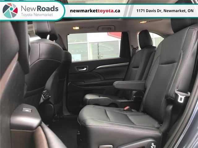2019 Toyota Highlander Limited (Stk: 34382) in Newmarket - Image 17 of 20