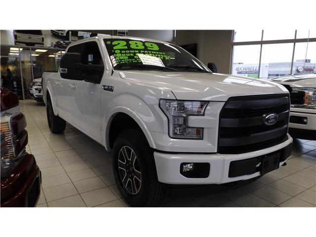 2017 Ford F-150 Lariat (Stk: 19-9251) in Kanata - Image 3 of 16
