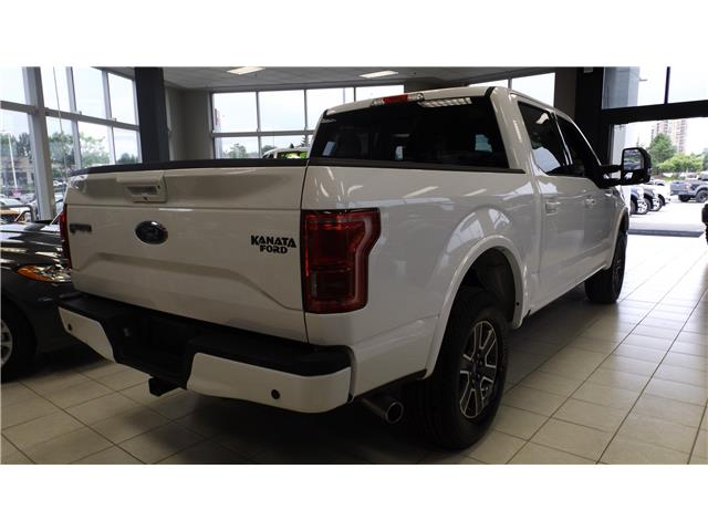 2017 Ford F-150 Lariat (Stk: 19-9251) in Kanata - Image 4 of 16