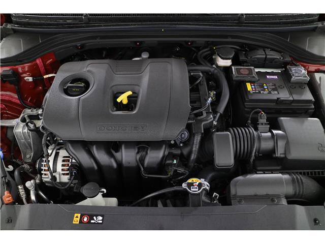 2020 Hyundai Elantra Preferred w/Sun & Safety Package (Stk: 194661) in Markham - Image 9 of 22