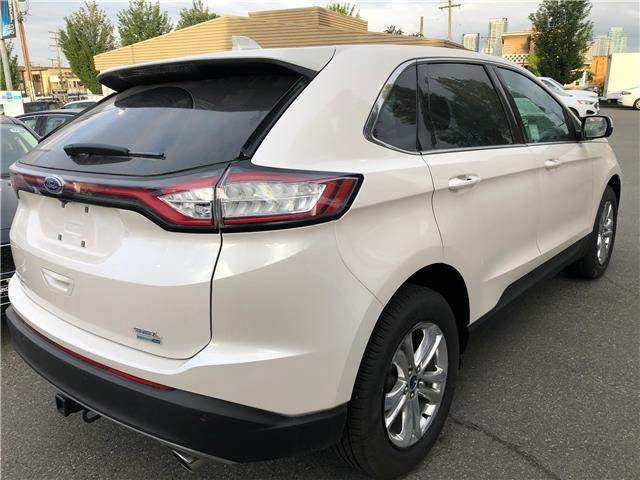 2018 Ford Edge SEL (Stk: 186914) in Vancouver - Image 3 of 12