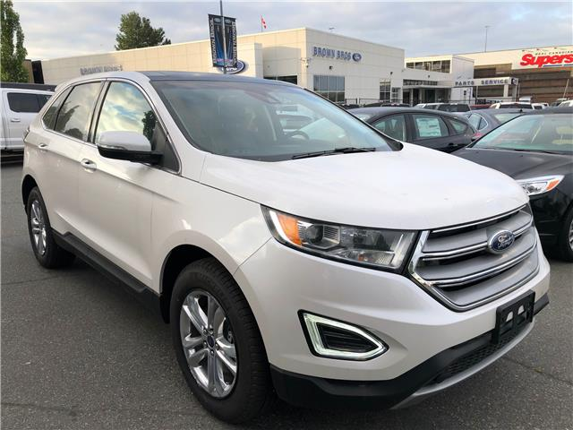 2018 Ford Edge SEL (Stk: 186914) in Vancouver - Image 4 of 12