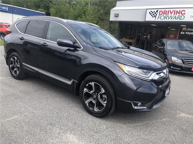 2018 Honda CR-V Touring (Stk: DF1620) in Sudbury - Image 1 of 23