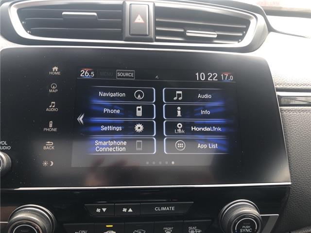 2018 Honda CR-V Touring (Stk: DF1620) in Sudbury - Image 19 of 23