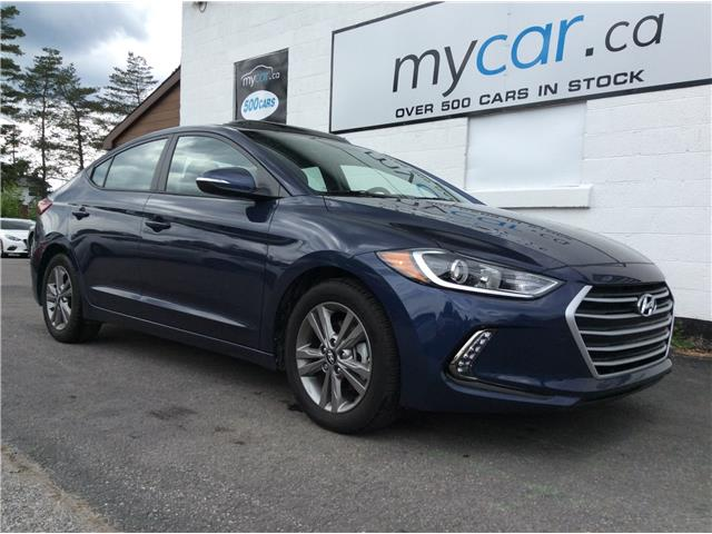 2018 Hyundai Elantra GL SE (Stk: 190810) in Richmond - Image 1 of 21