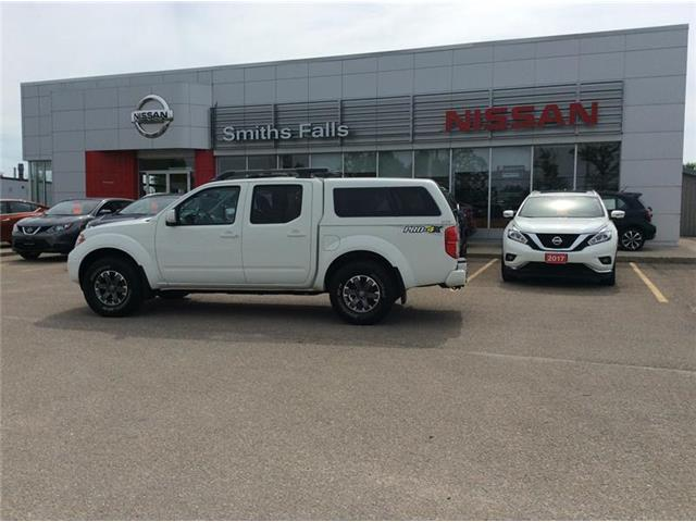 2017 Nissan Frontier PRO-4X (Stk: P1998) in Smiths Falls - Image 1 of 12