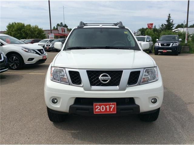 2017 Nissan Frontier PRO-4X (Stk: P1998) in Smiths Falls - Image 5 of 12