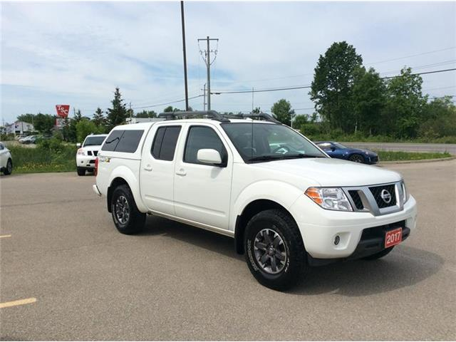 2017 Nissan Frontier PRO-4X (Stk: P1998) in Smiths Falls - Image 7 of 12