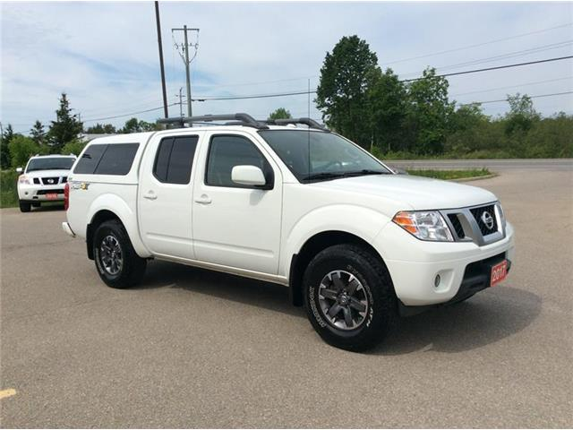 2017 Nissan Frontier PRO-4X (Stk: P1998) in Smiths Falls - Image 8 of 12