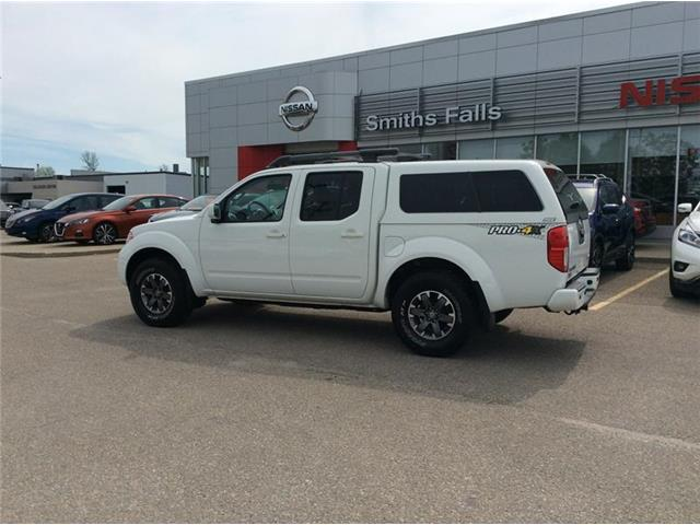 2017 Nissan Frontier PRO-4X (Stk: P1998) in Smiths Falls - Image 12 of 12