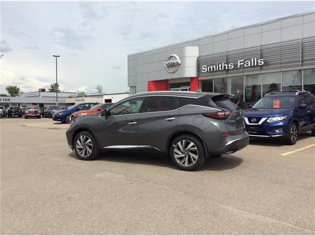 2019 Nissan Murano SL (Stk: 19-258) in Smiths Falls - Image 3 of 13