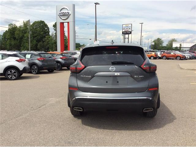2019 Nissan Murano SL (Stk: 19-258) in Smiths Falls - Image 4 of 13