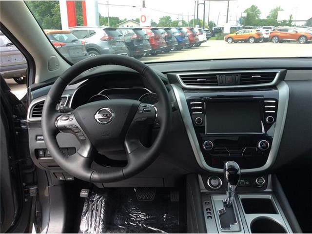 2019 Nissan Murano SL (Stk: 19-258) in Smiths Falls - Image 7 of 13