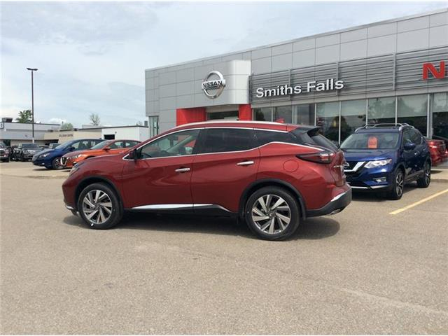 2019 Nissan Murano SL (Stk: 19-259) in Smiths Falls - Image 2 of 13