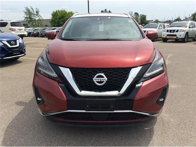 2019 Nissan Murano SL (Stk: 19-259) in Smiths Falls - Image 6 of 13