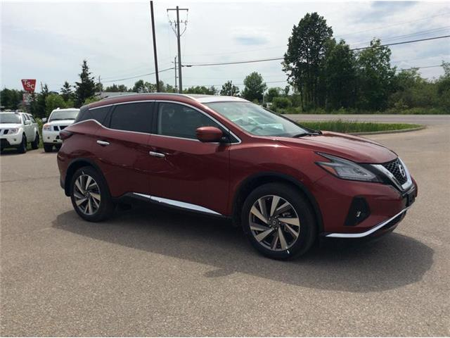 2019 Nissan Murano SL (Stk: 19-259) in Smiths Falls - Image 9 of 13