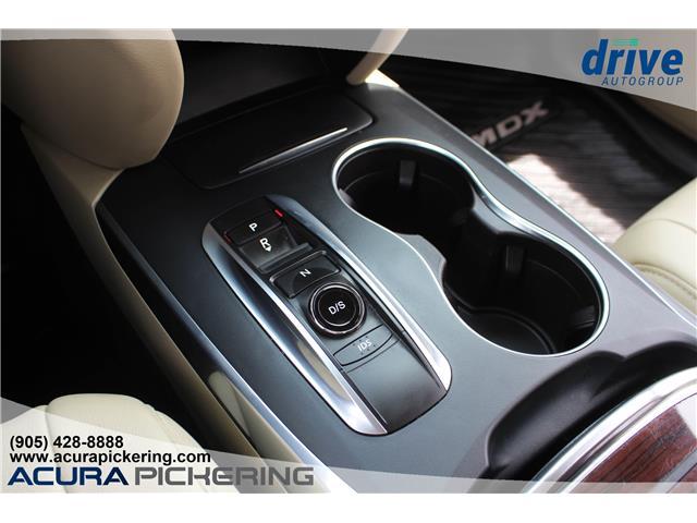 2016 Acura MDX Navigation Package (Stk: AP4881) in Pickering - Image 17 of 33