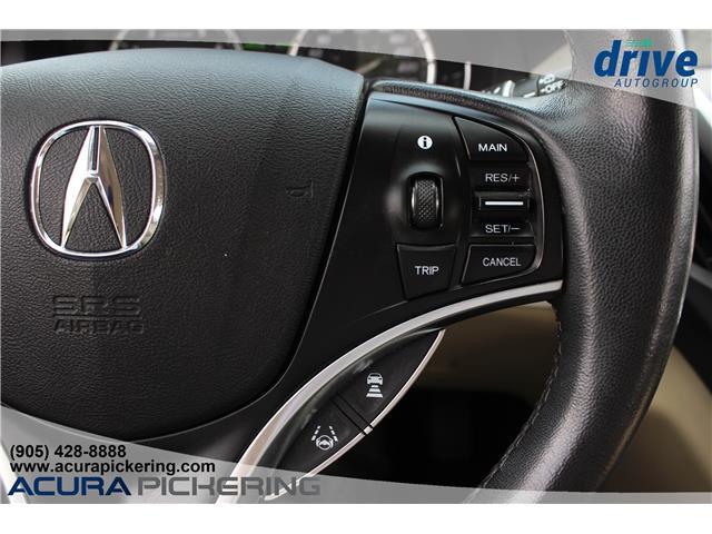 2016 Acura MDX Navigation Package (Stk: AP4881) in Pickering - Image 20 of 33