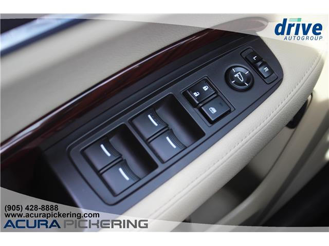2016 Acura MDX Navigation Package (Stk: AP4881) in Pickering - Image 23 of 33