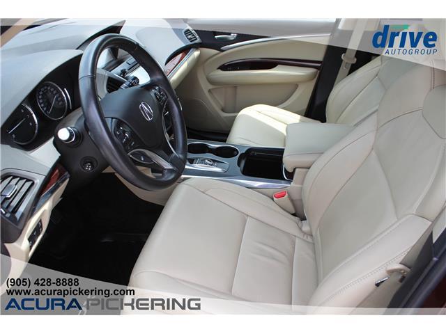 2016 Acura MDX Navigation Package (Stk: AP4881) in Pickering - Image 11 of 33