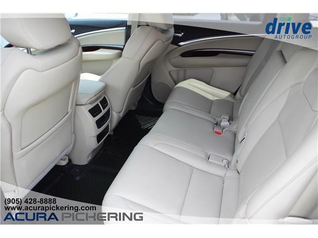 2016 Acura MDX Navigation Package (Stk: AP4881) in Pickering - Image 24 of 33