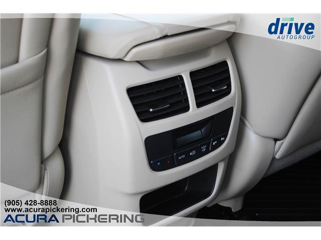 2016 Acura MDX Navigation Package (Stk: AP4881) in Pickering - Image 25 of 33
