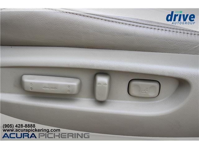 2016 Acura MDX Navigation Package (Stk: AP4881) in Pickering - Image 26 of 33