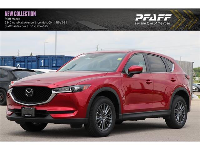 2019 Mazda CX-5 GS (Stk: LM9040) in London - Image 1 of 6