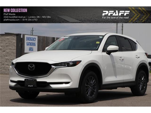 2019 Mazda CX-5 GS (Stk: LM9052) in London - Image 1 of 6