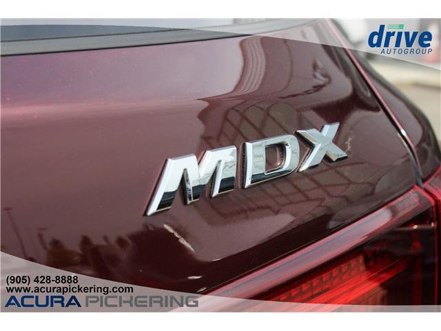 2016 Acura MDX Navigation Package (Stk: AP4881) in Pickering - Image 31 of 33